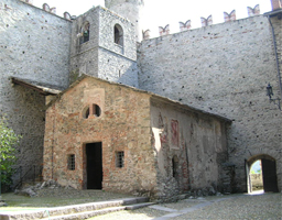 THE CHAPEL - Castle of Montalto Dora
