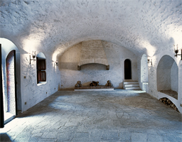 GROUND FLOOR - Castle of Montalto Dora